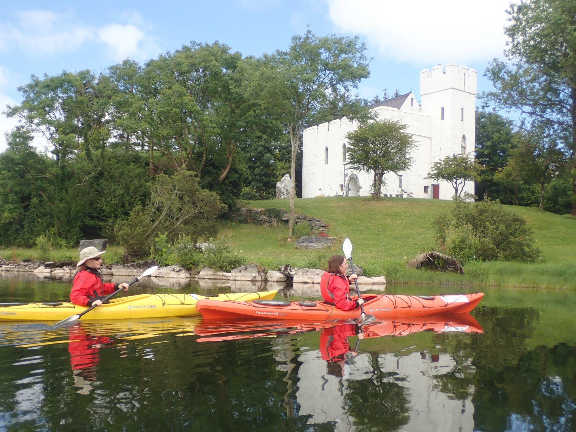 Kayakmor Kayaking Activity in Galway - Visit Galway