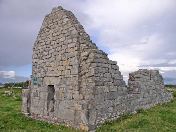 Kiltiernan Church in Galway - Visit Galway
