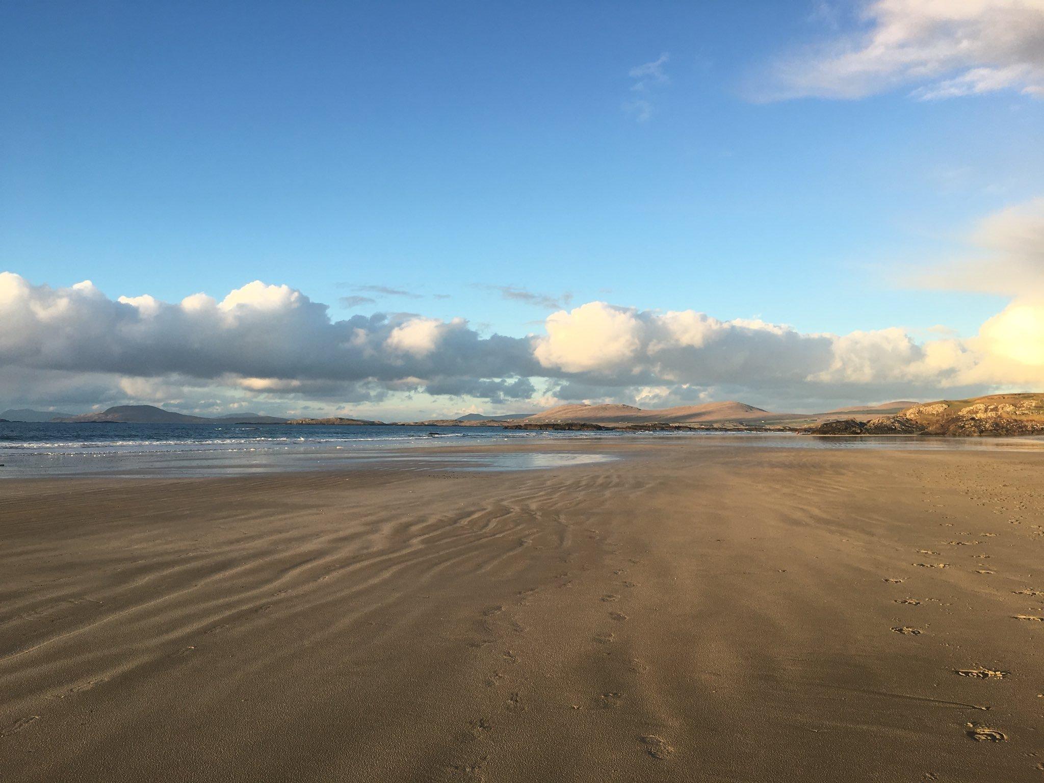 Lettergesh Beach Galway Ireland - Visit Galway
