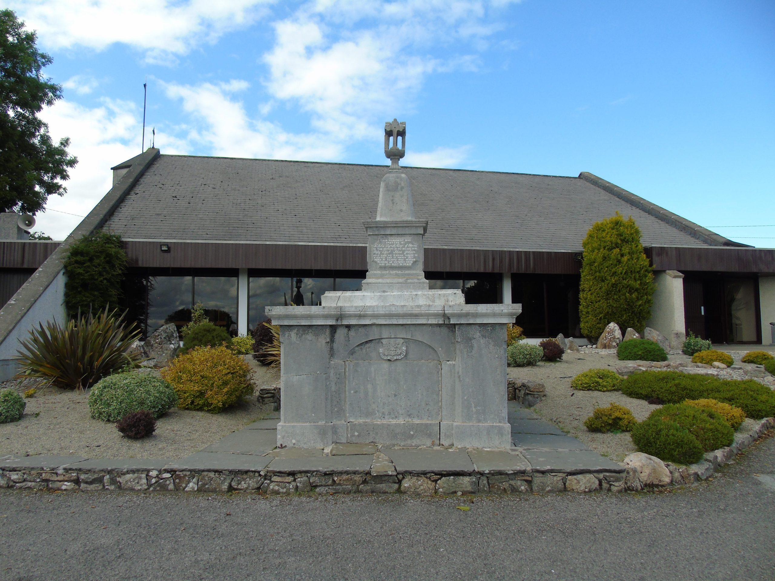 Lynch Mausoleum - Visit Galway