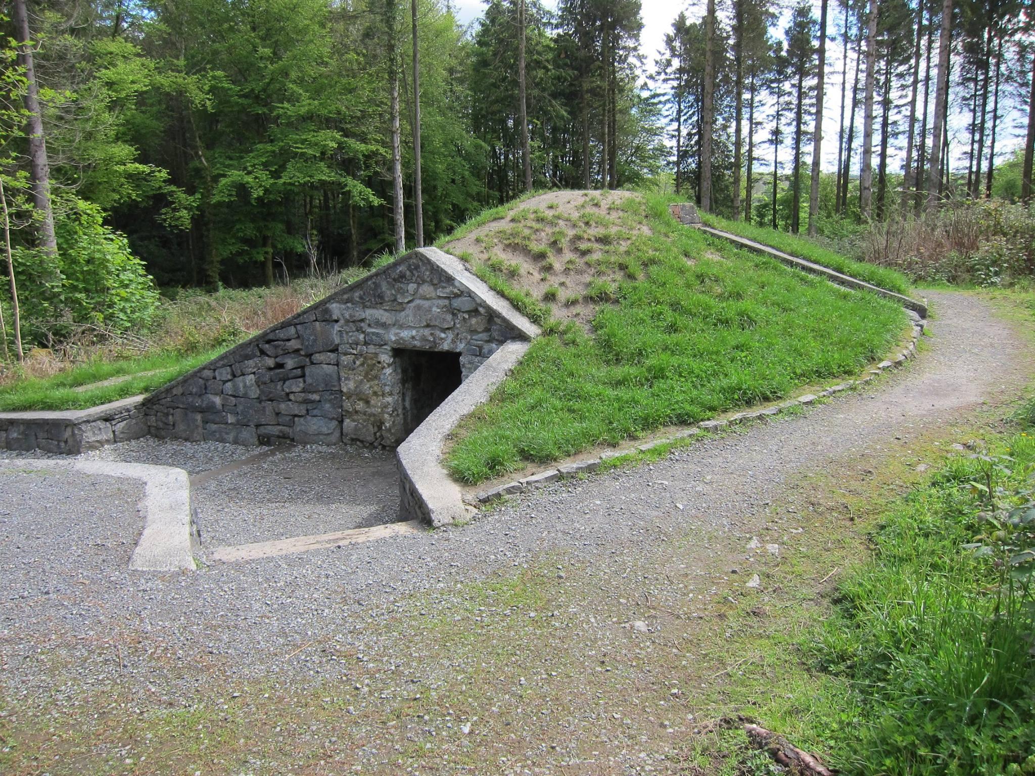 Monivea Castle Icehouse Monviea - Visit Galway