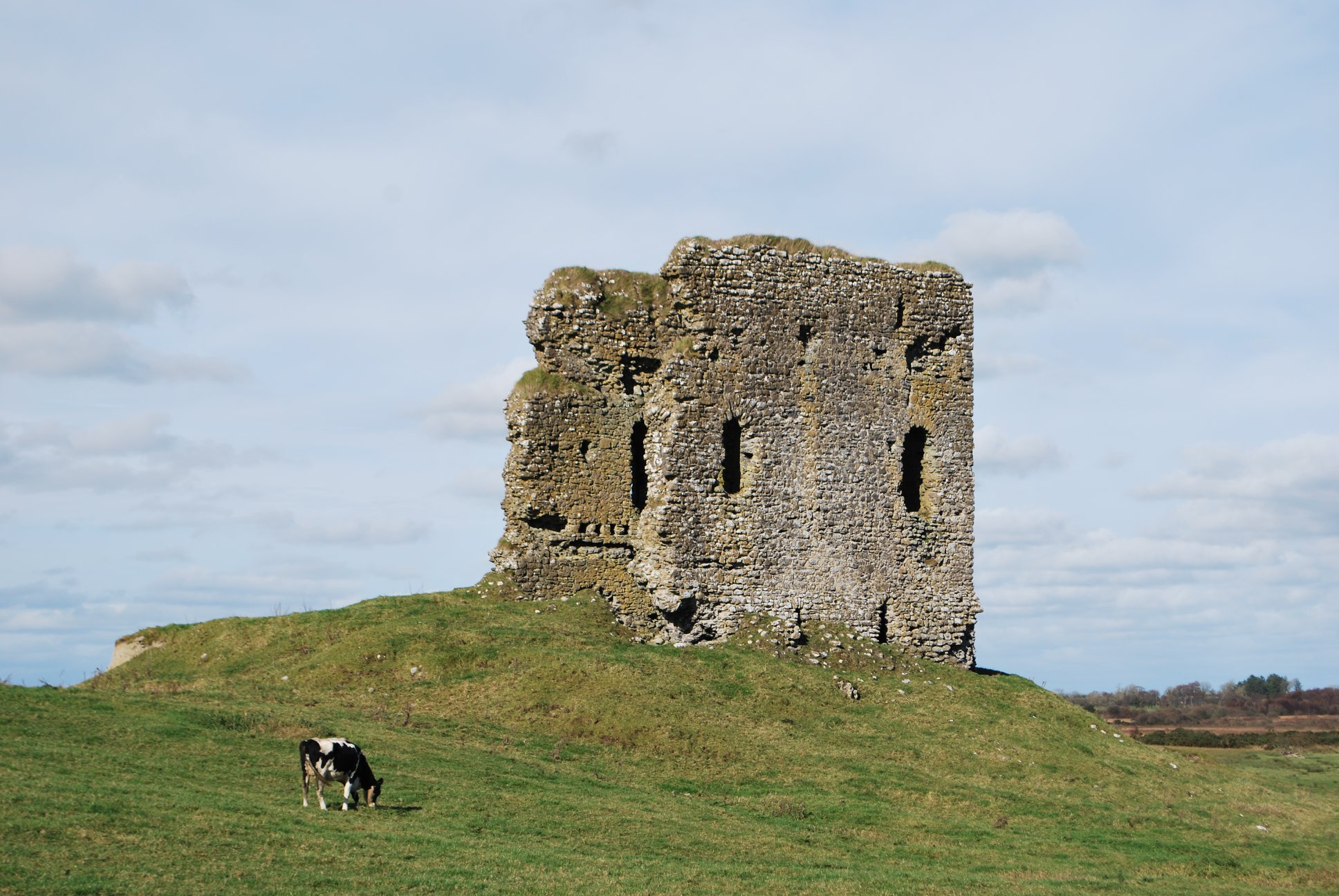 Moylough Castle Ruin - Visit Galway