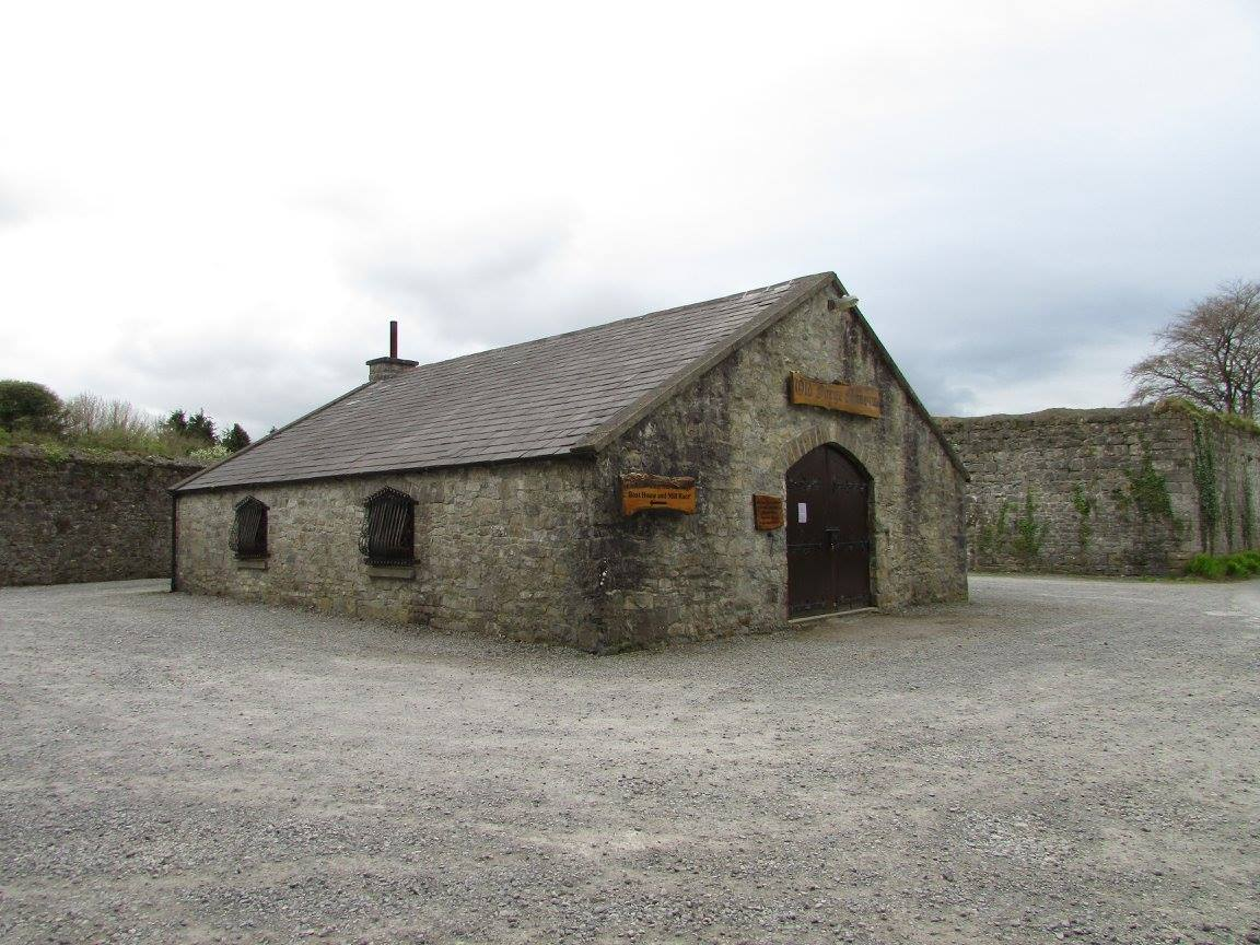 Outside the Old Forge Museum Mountbellew - Visit Galway