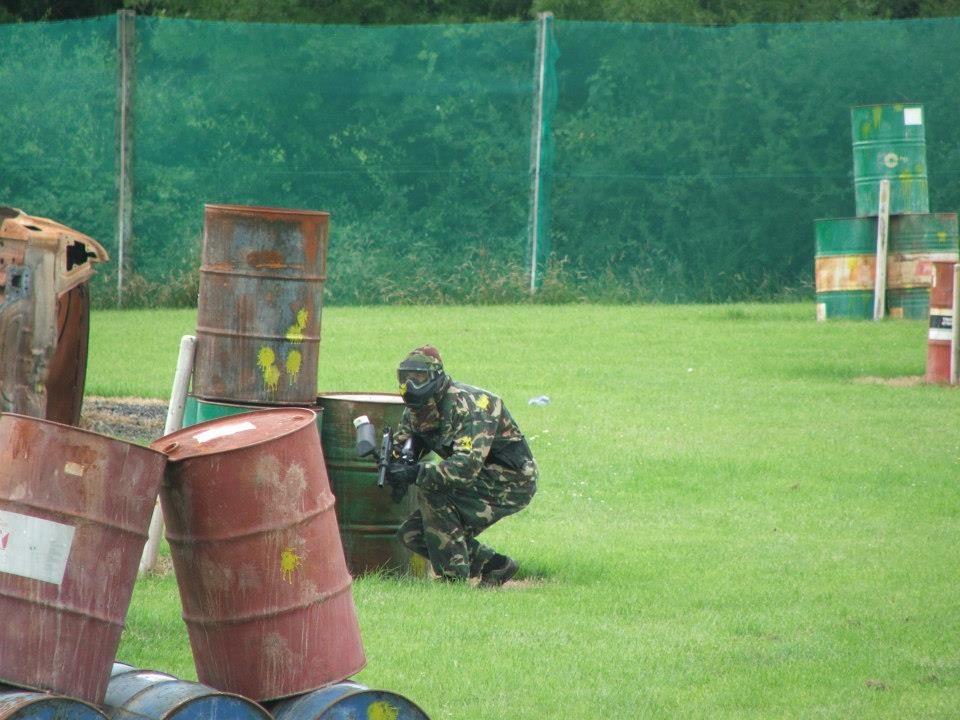 Pallas Paintball Paintballing Galway - Visit Galway