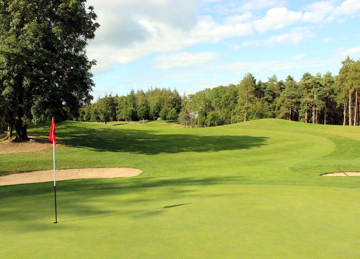 Portumna Golf Club Hole - Visit Galway