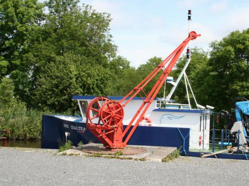 Portumna Water Crane in Galway - Visit Galway