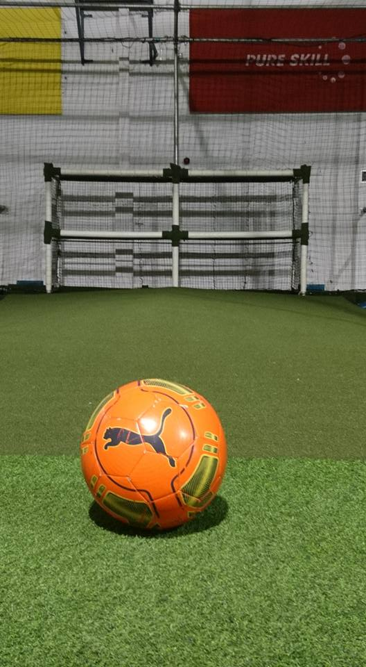 Pure Skill Football - Visit Galway