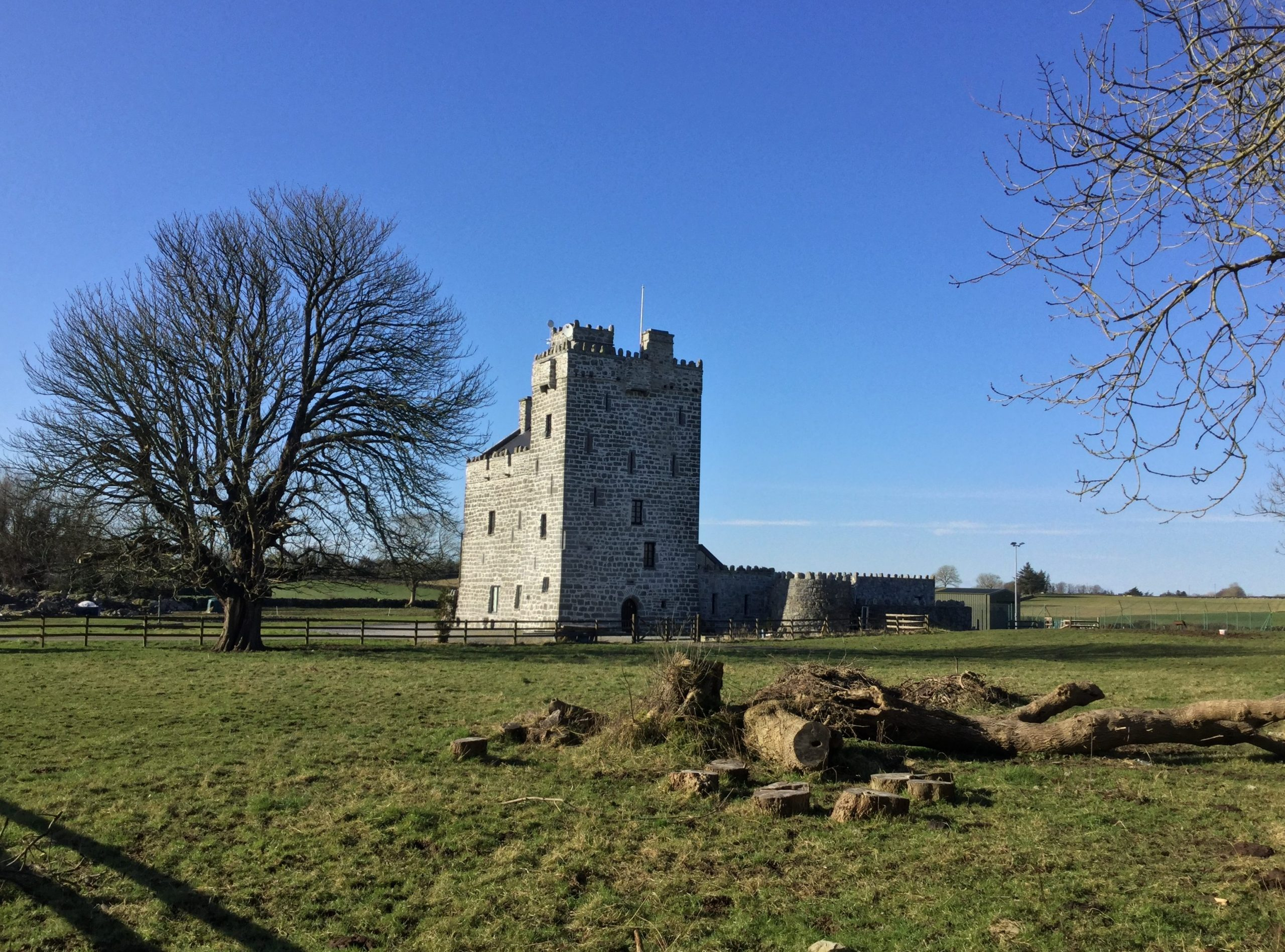 Rahally Castle in Galway - Visit Galway