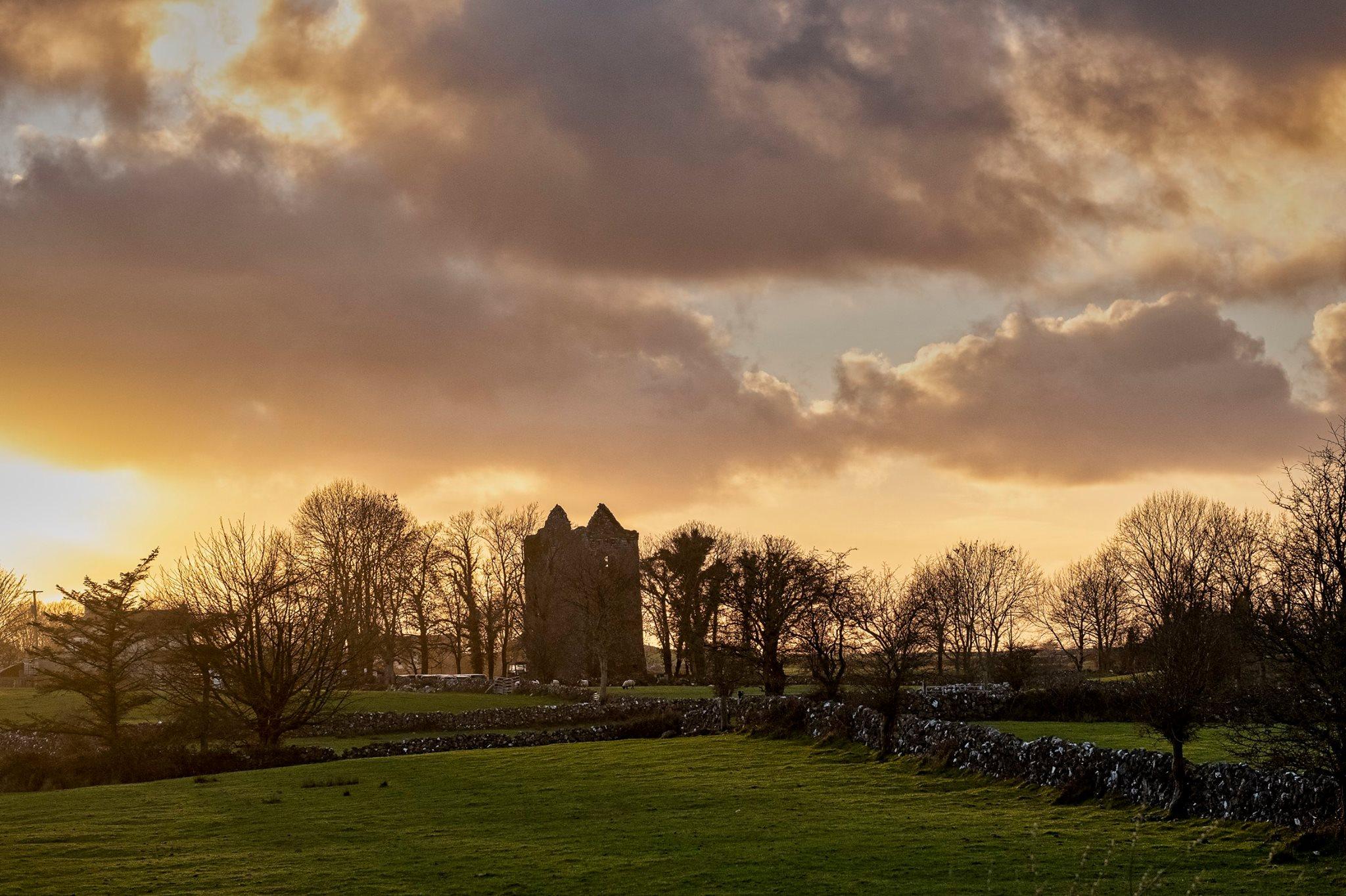 Raruddy Castle Ruins - Visit Galway