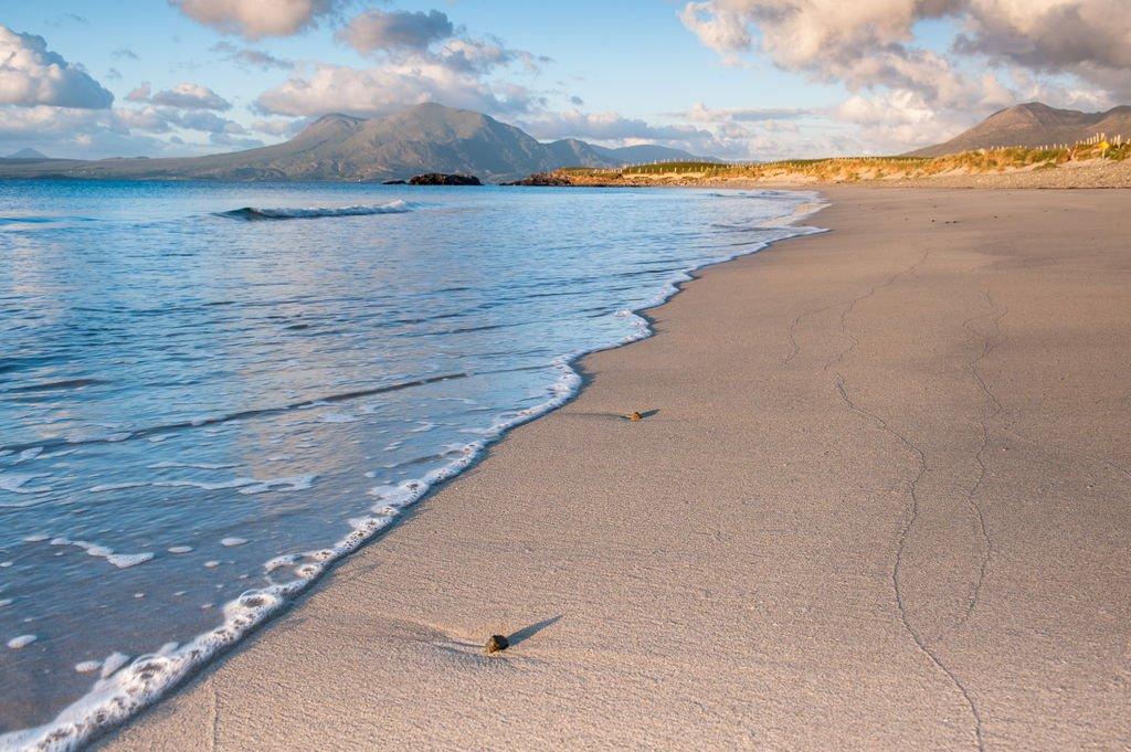 Renvyle Beach Sand - Visit Galway