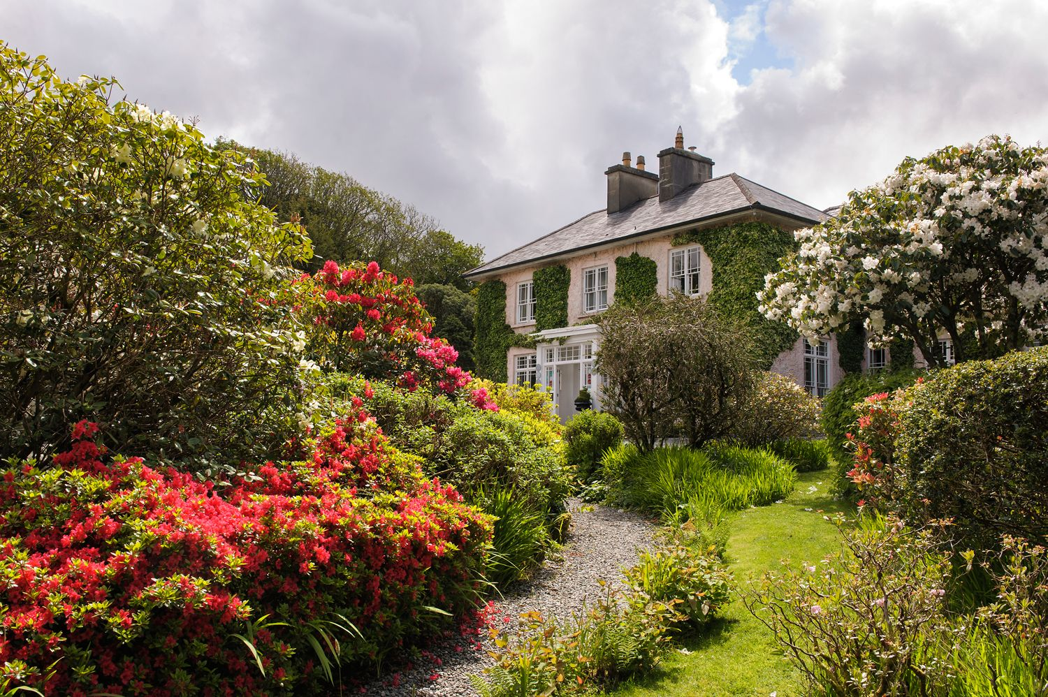 Rosleague Manor and Gardens Galway - Visit Galway
