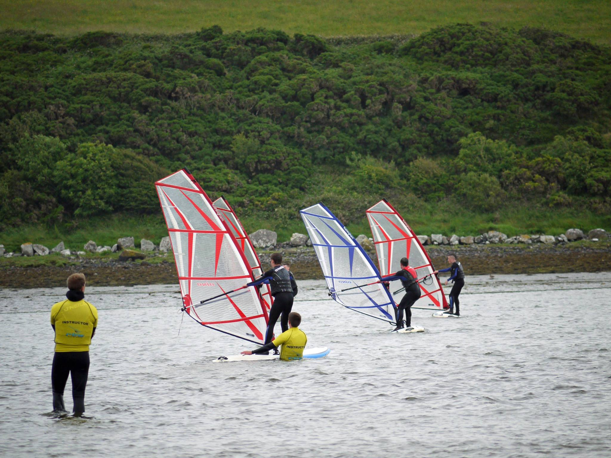 Rusheen Bay Windsurfing Centre Galway - Visit Galway