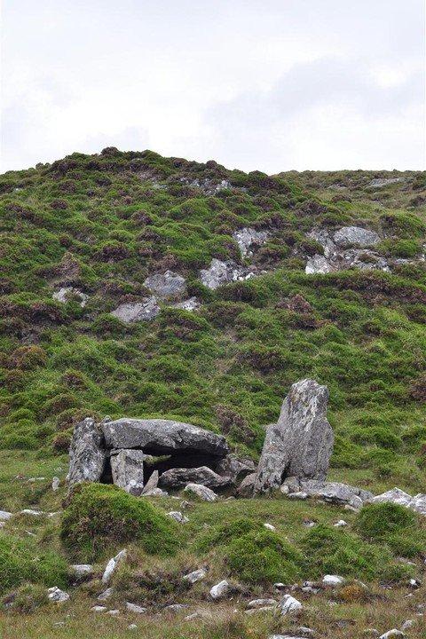 Scrahallia Wedge Tomb Galway Ireland - Visit Galway