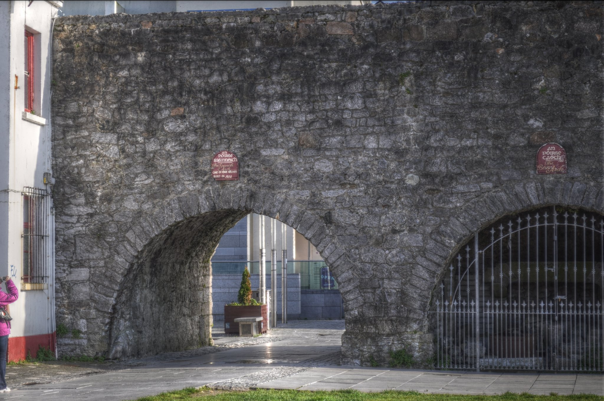 Spanish Arch in Galway - Visit Galway