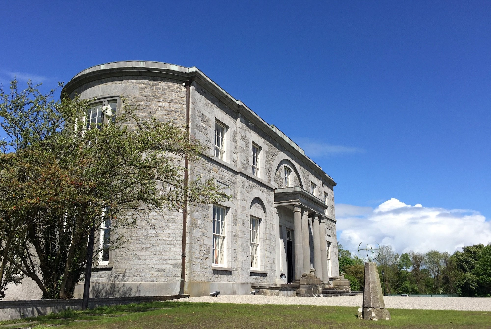 St. Cleran's Manor House Side Picture - Visit Galway