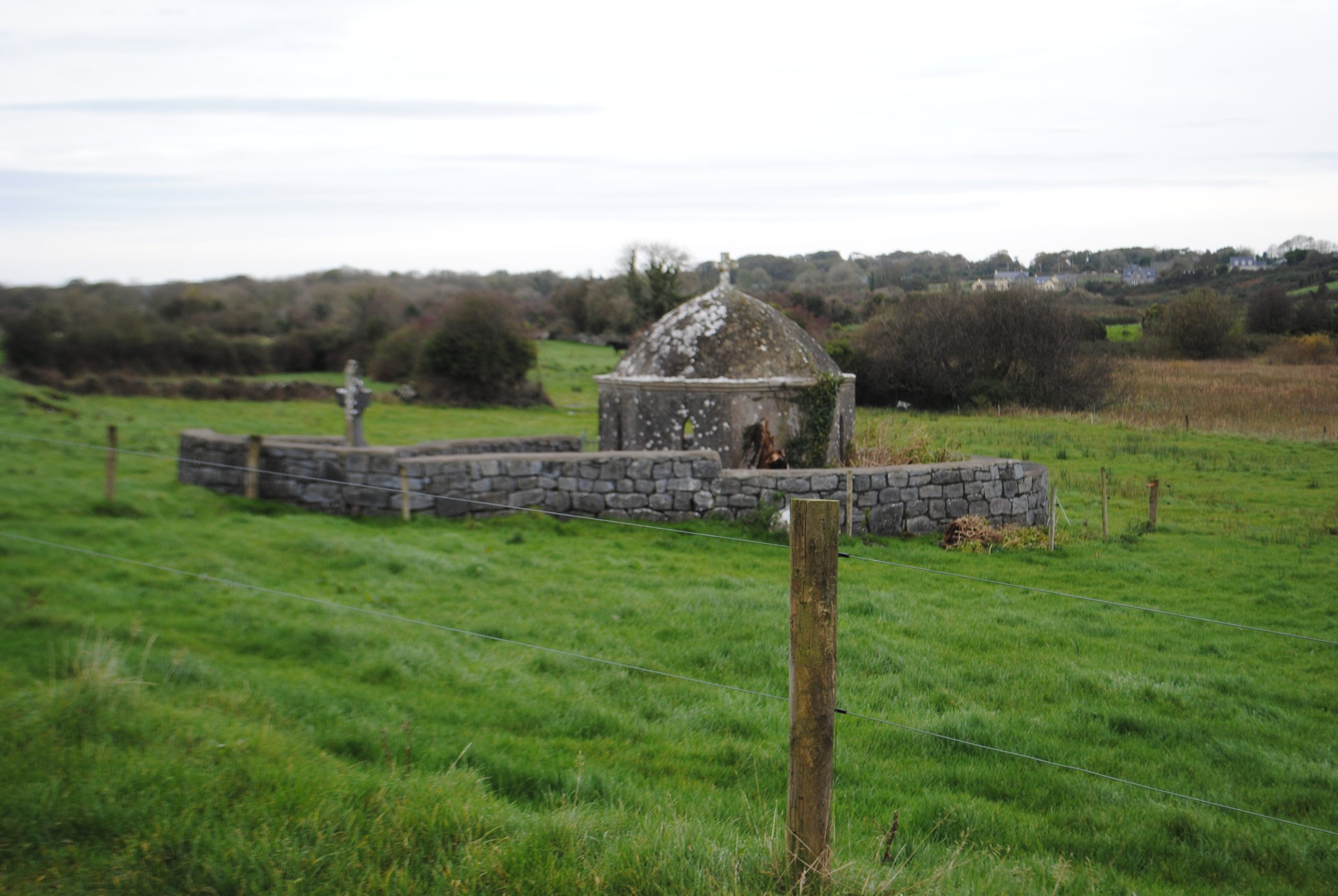 St. Colman's Holy Well in Galway - Visit Galway