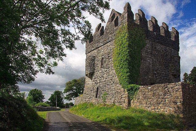 Strongfort Castle - Visit Galway