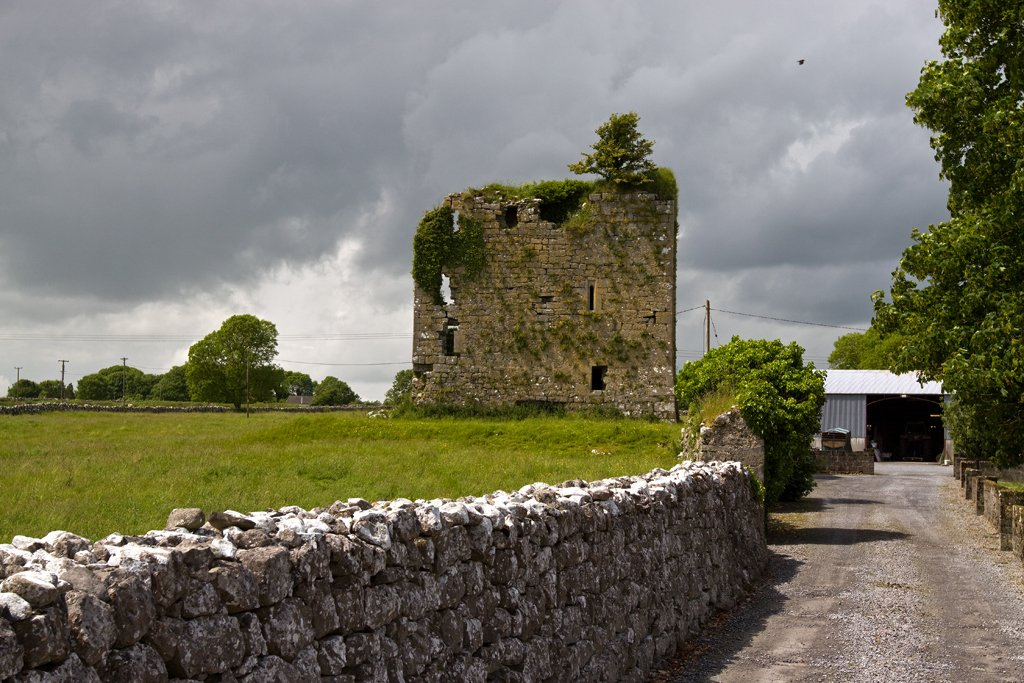 Tawnaghmore Castle in Galway - Visit Galway