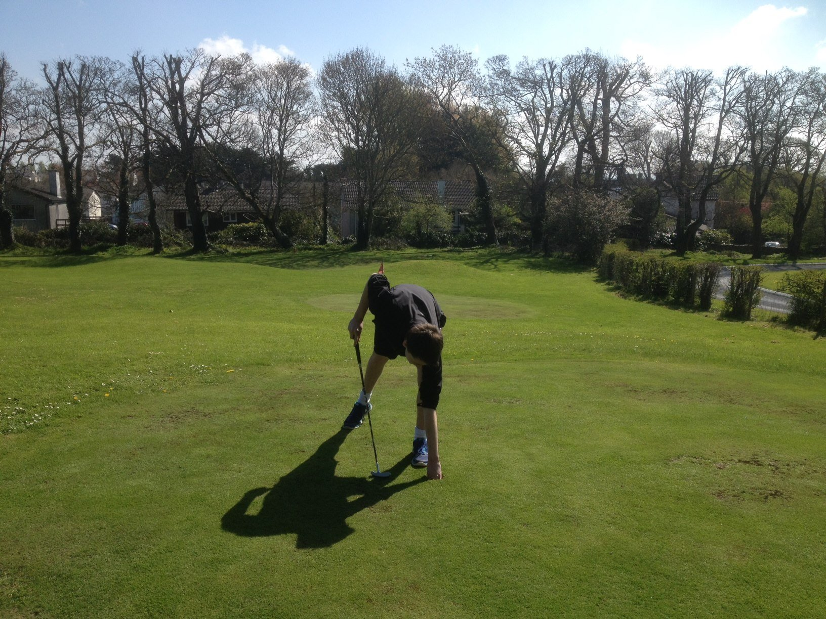 Taylor's Hill Pitch and Putt Hole - Visit Galway