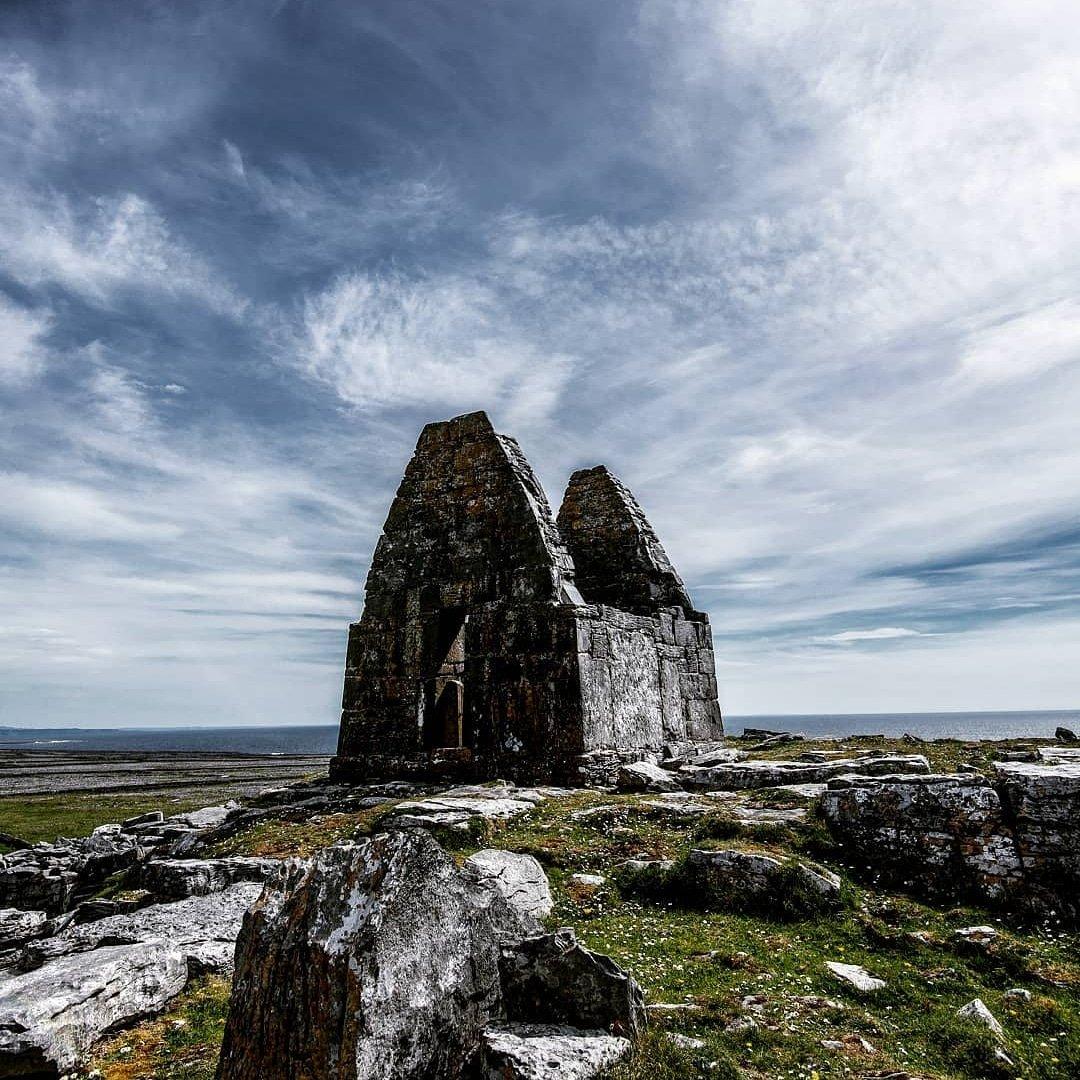 Temple of Benan Galway Ireland - Visit Galway