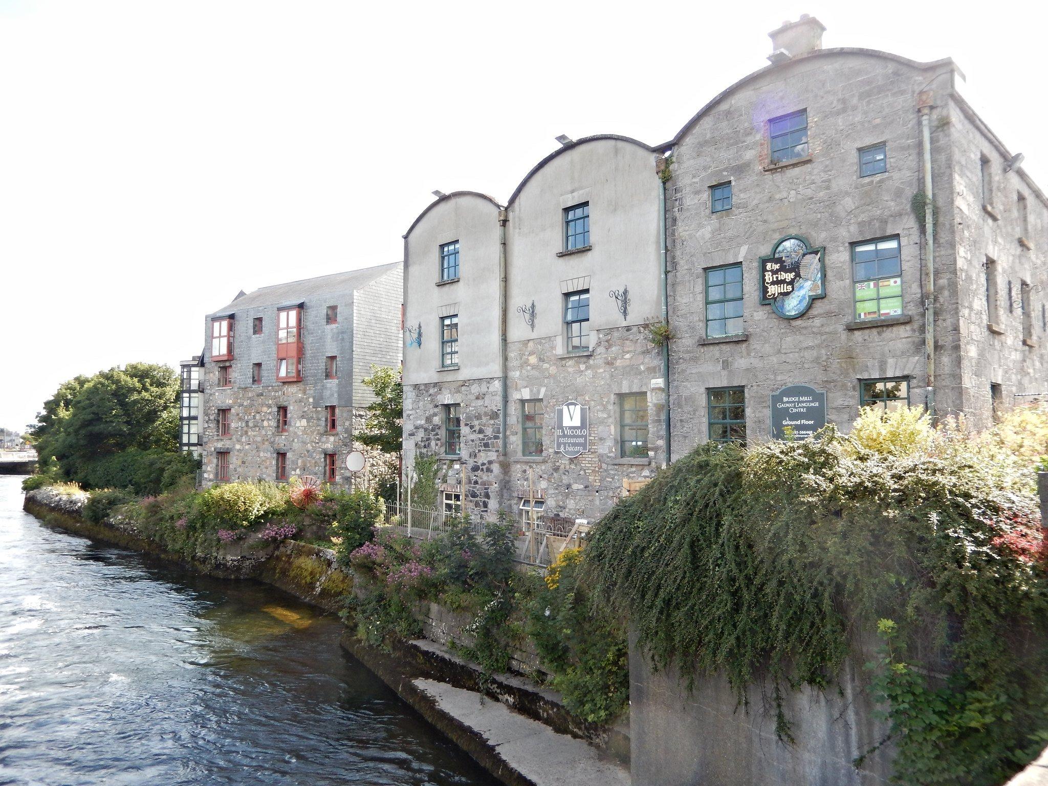 The Bridge Mills Galway City - Visit Galway