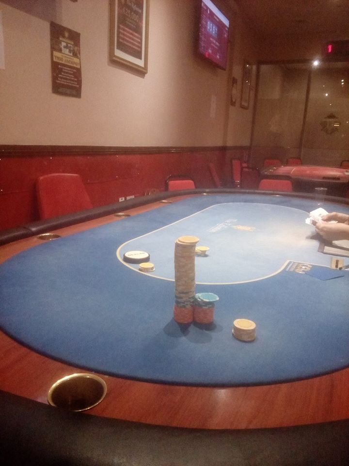 The Eglinton Casino and Poker Club Poker Table Galway - Visit Galway