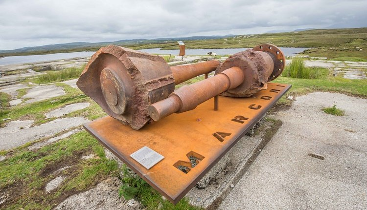 The Marconi Station Discovery Point - Visit Galway