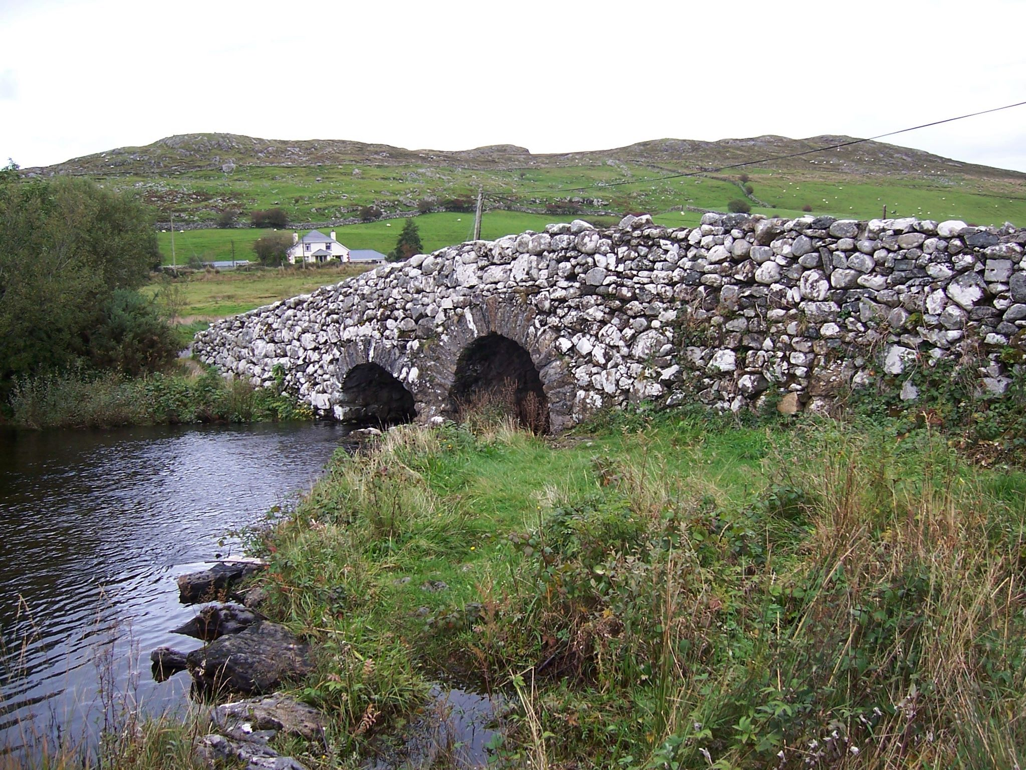 The Quiet Man Bridge Connemara - Visit Galway