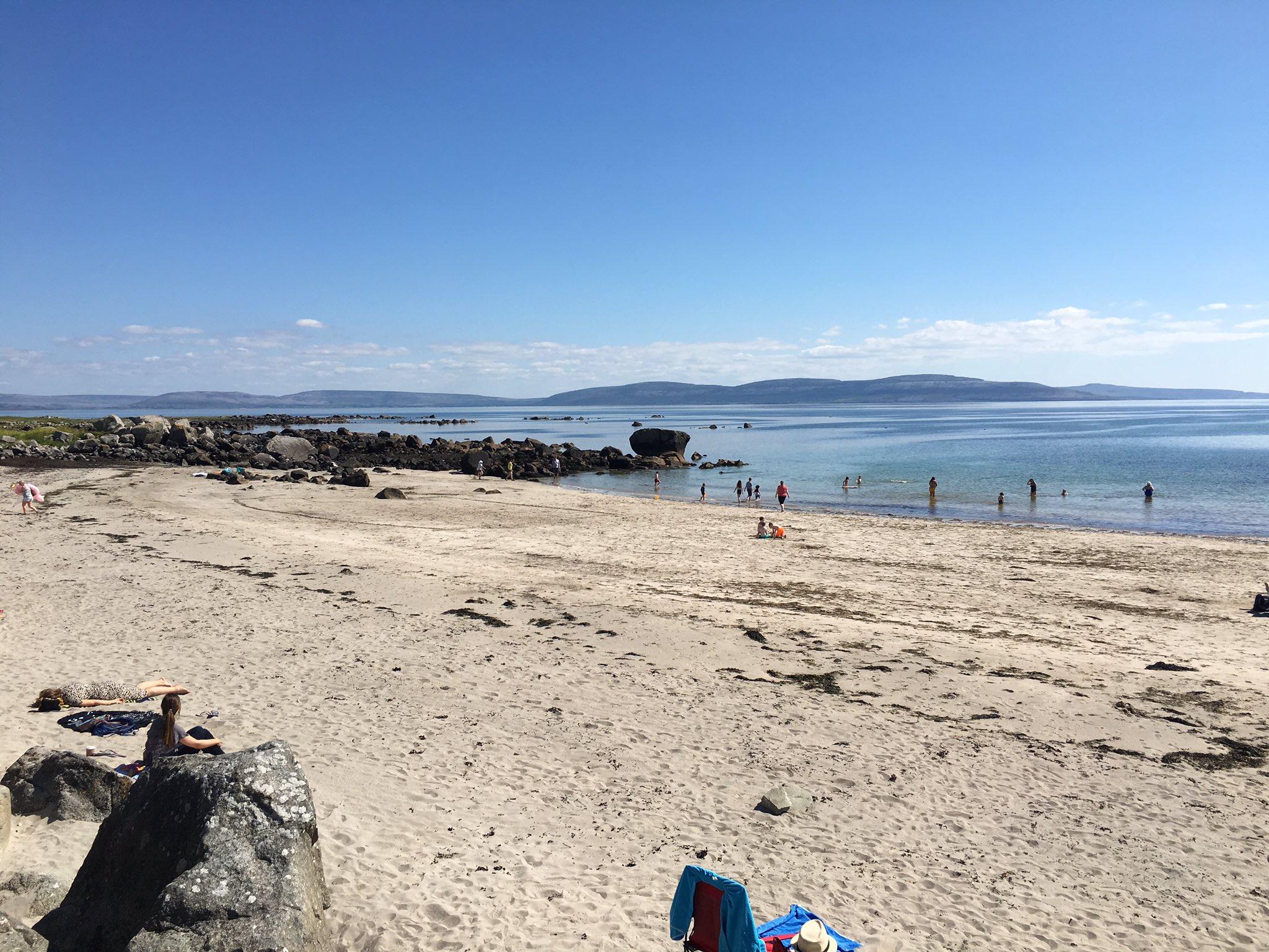 Trá na Bhforbacha Beach in Galway - Visit Galway
