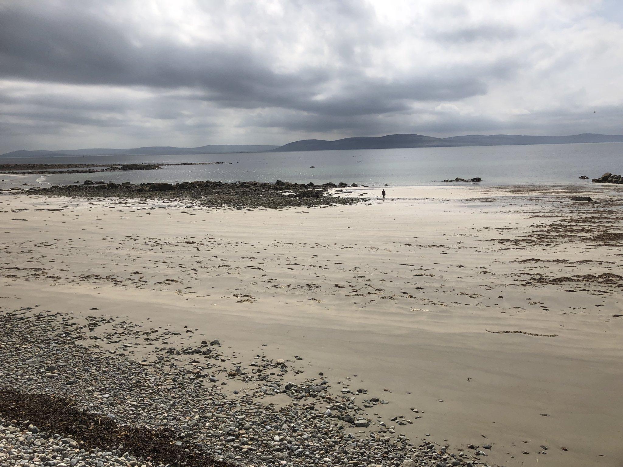 Trá na mBán Beach - Visit Galway