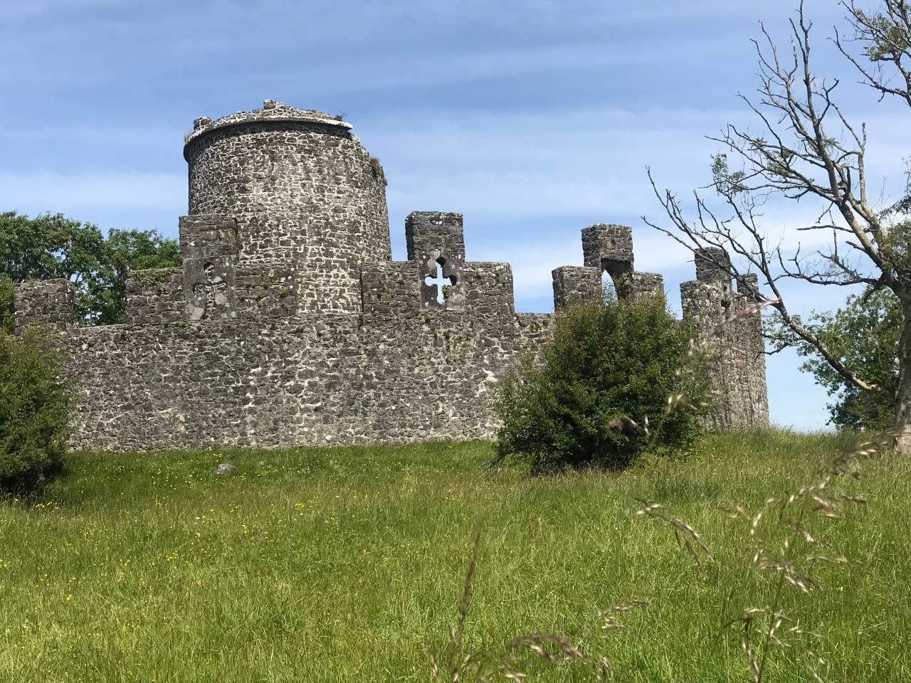 Trench Mausoleum Ashtown Galway - Visit Galway