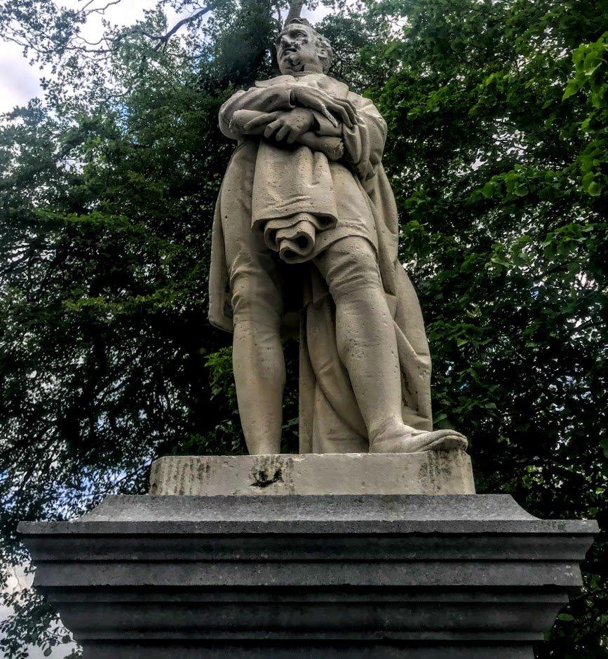 William Burke Statue Galway - Visit Galway