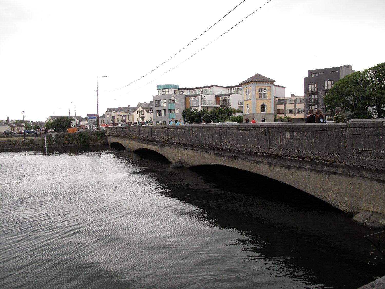 Wolfe Tone Bridge Galway - Visit Galway
