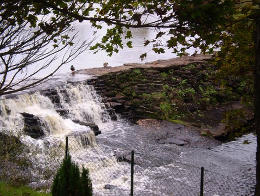 Woodford Stone Weir in Galway - Visit Galway